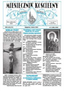 Miesięcznik Kościelny 3/2019
